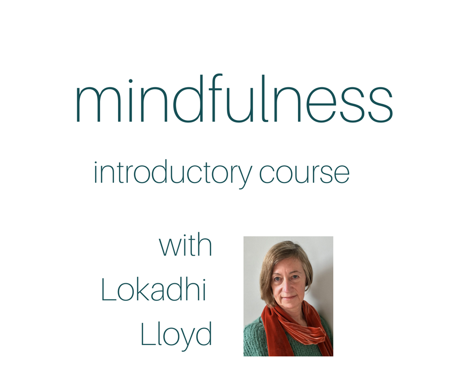 Introductory mindfulness course with lokadhi